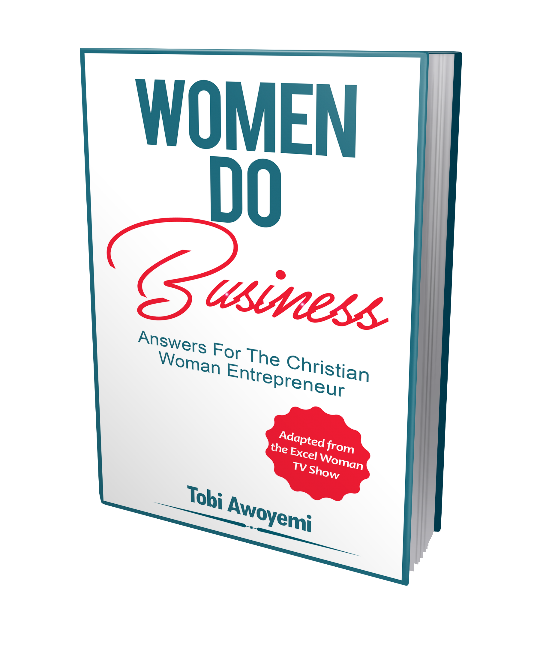 WOMEN DO BUSINESS BOOK by Tobi Awoyemi
