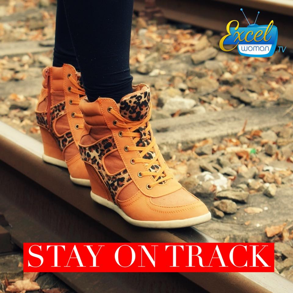 Stay on Track with God