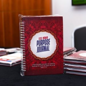 Excel Woman Purpose Journal